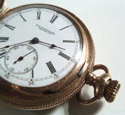 02521a875c8 Relógios. Relógio Bolso Antigo